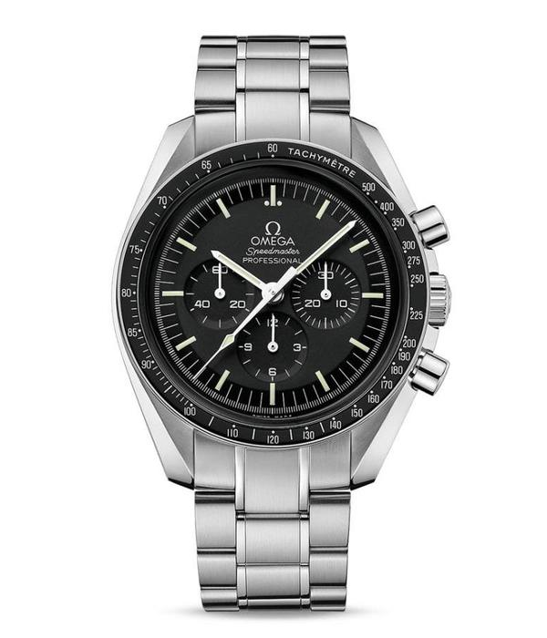 Omega Speedmaster Horloge Staal / Zwart