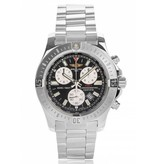 Breitling Colt Chronograph Horloge Staal Zwart / Staal