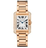 Cartier Tank Anglaise Jewellery SM (WT100002)
