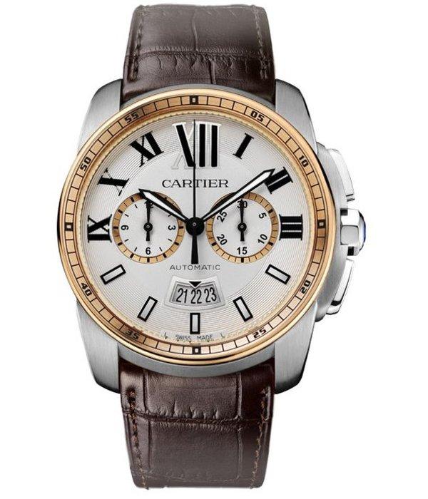 Cartier Calibre Chronograph (W7100043)