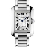 Cartier Tank Anglaise Steel SM (W5310022)