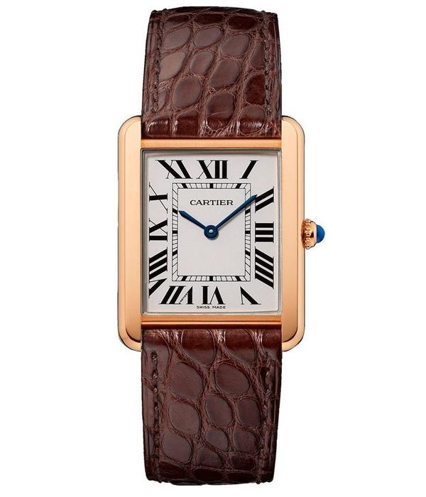 Cartier Tank Solo LM  (W5200025)
