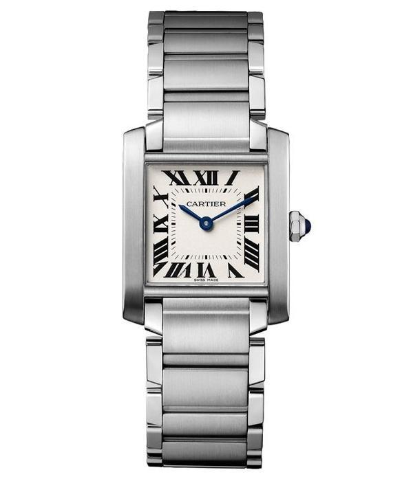 Cartier Tank Francaise MM  (WSTA0005)