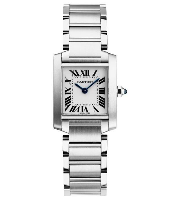Cartier Tank Francaise SM (W51008Q3)