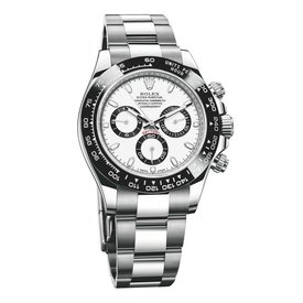 Rolex Oyster Perpetual Cosmograph Daytona Wit 40mm