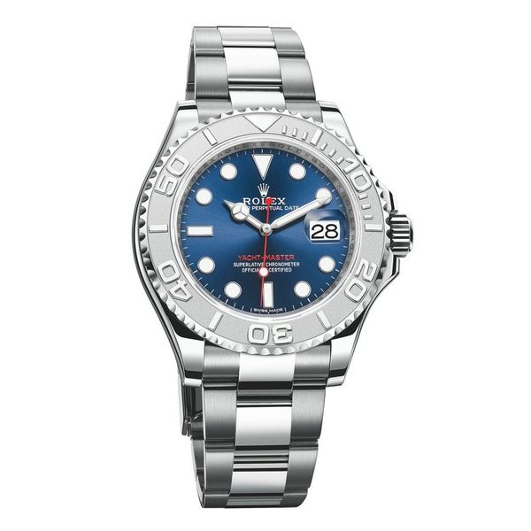 Oyster Perpetual Yacht-Master 40mm Horloge Staal / Platinum