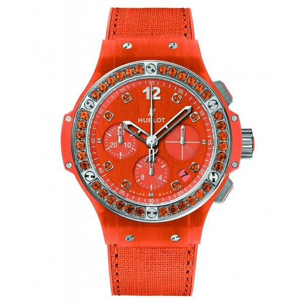 Big Bang Linen Orange Limited Edition