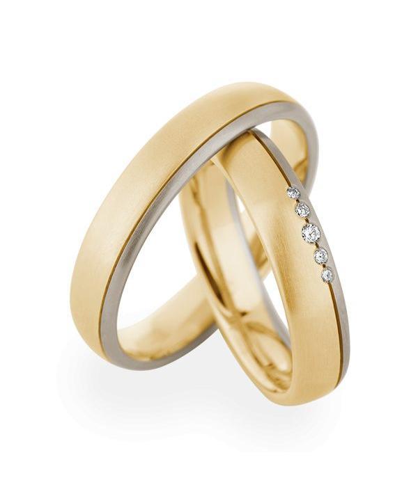 christian bauer wedding rings 14 carat yellow gold white
