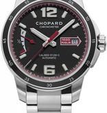 Chopard Mille Miglia 43mm Horloge Staal / Zwart