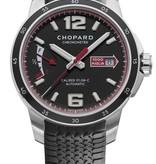 Chopard Mille Miglia 43mm Horloge Staal / Zwart / Rubber