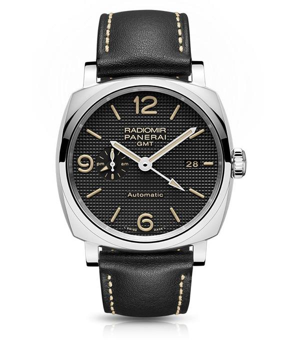 Radiomir 1940 3 Days GMT Automatic Acciaio 45mm (PAM00627)