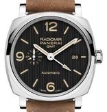 Radiomir 1940 3 DAYS GMT Automatic Acciaio (PAM00657)