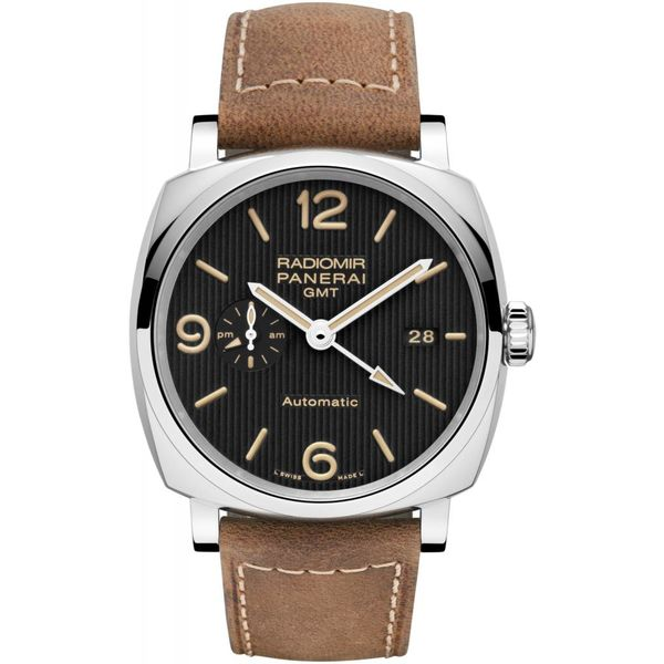Radiomir 1940 3 Days GMT Automatic Acciaio 45mm