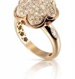 Pasquale Bruni Bon Ton Ring diamant Top Wesselton (G) Roségoud 18K pave