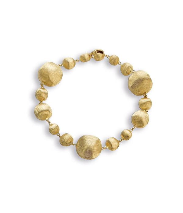 Marco Bicego Africa 18K Yellow Gold Mix Small Bracelet