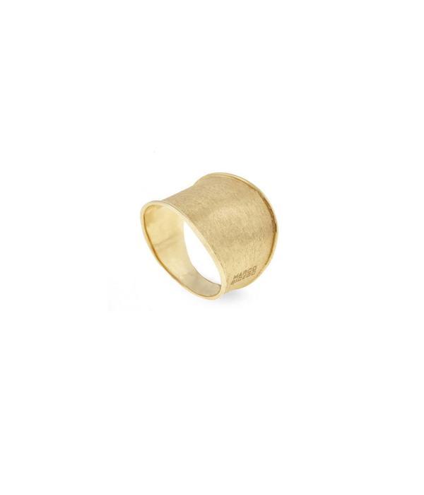 Marco Bicego Lunaria 18K Geelgoud Medium Ring