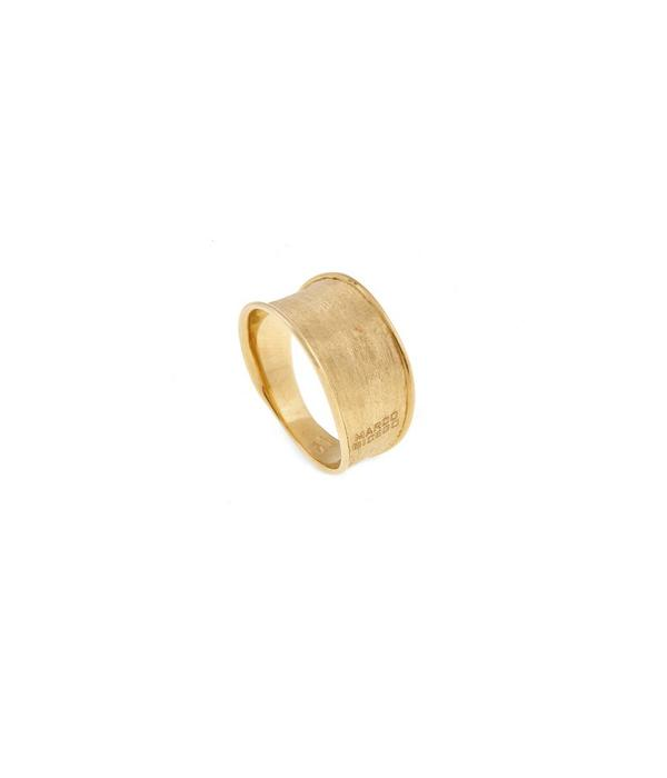 Marco Bicego Lunaria 18K Geelgoud Ring