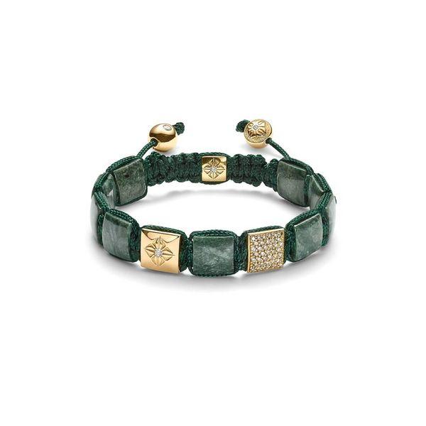 Forest Green Bracelet