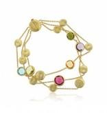 Marco Bicego Bracelet Jaipur 3 rij 18K Yellow Gold