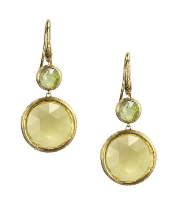 Marco Bicego Jaipur 18K Yellow Gold Earring Drops