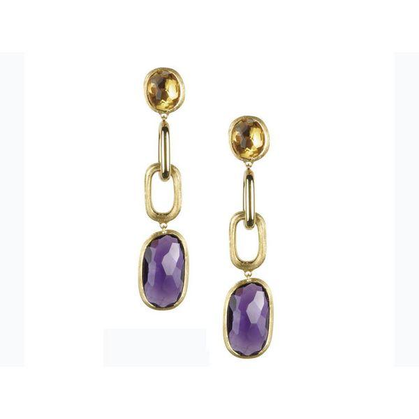 Murano Earring Drops