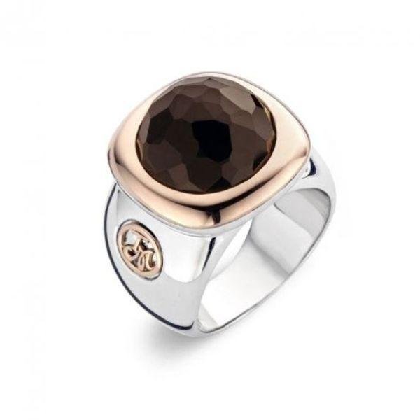 Rookkwarts Ring