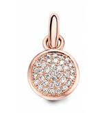 Tirisi Moda Copacabana Charm 18K Rose Gold with Diamond
