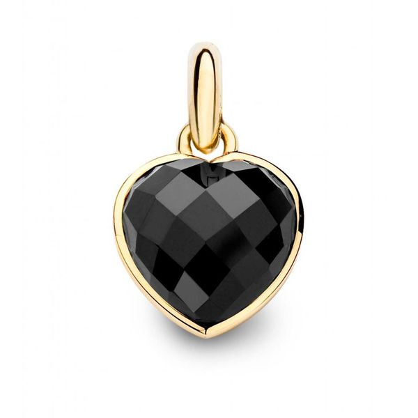 Copacabana Charm 18K Yellow Gold with Onyx