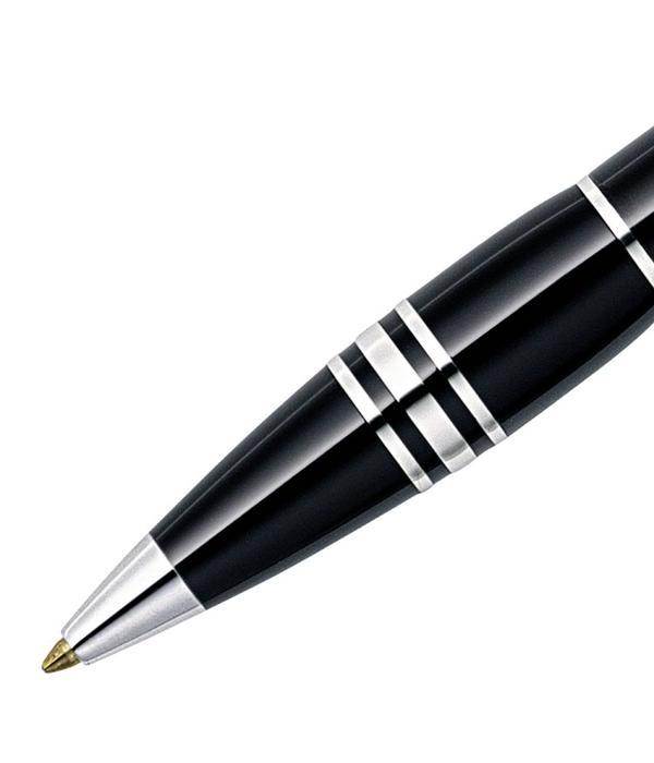 Montblanc StarWalker Platinum Resin fineliner Black lak