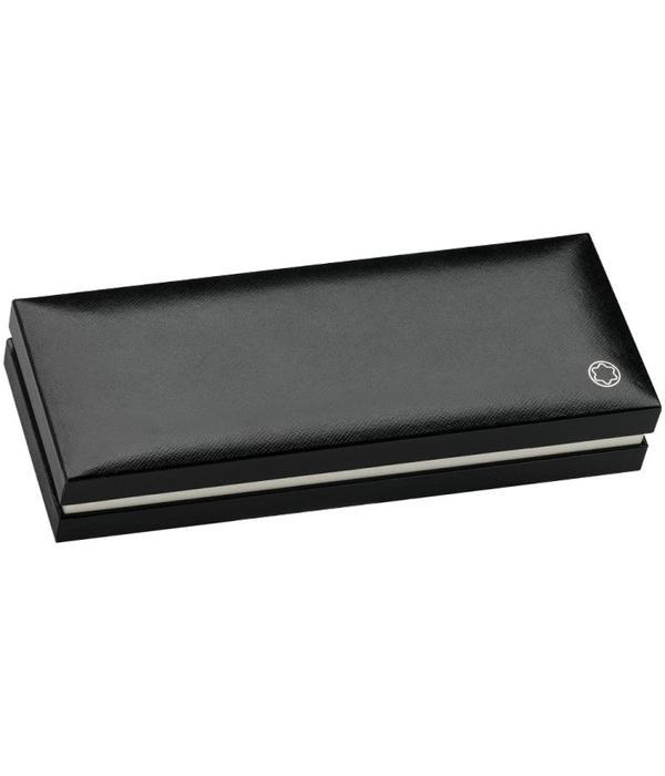 Montblanc StarWalker Platinum Resin fineliner zwart lak
