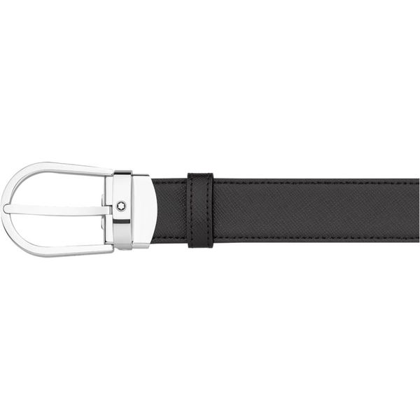 Belts Classic Line 30mm horseshoe leder