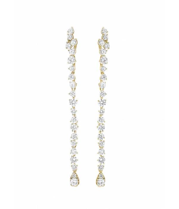 Casato Miss Chi oorhangers diamant lang