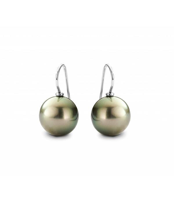 SC Jewellery EarRing Drops Tahiti Pearl White Gold