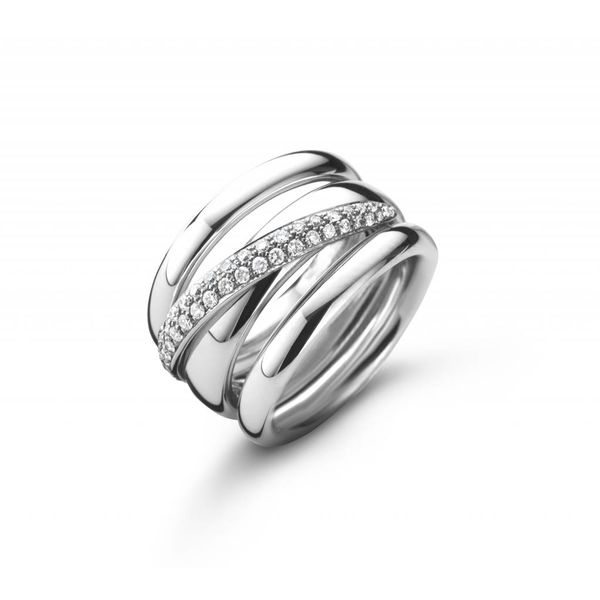 3 banden Ring
