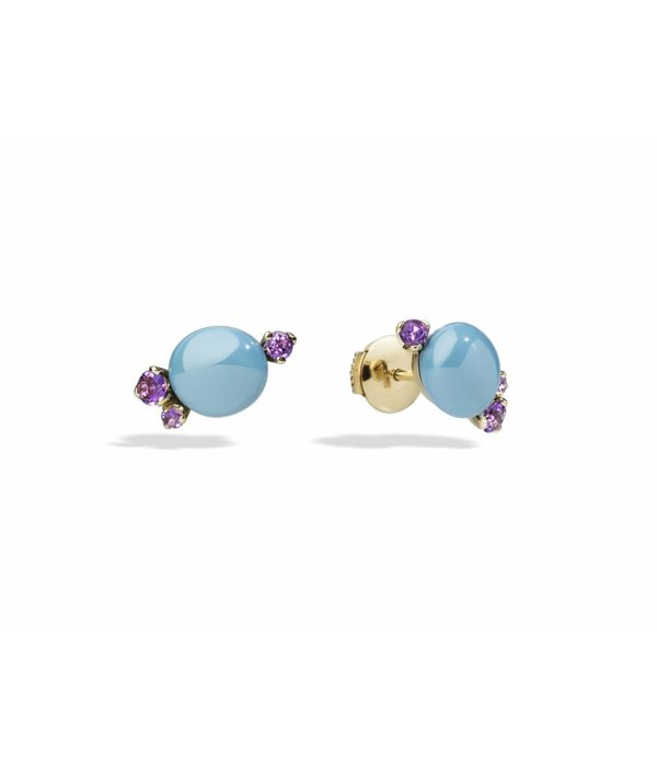 Pomellato Capri Earring Drops (O.B612/O7/CTOI)