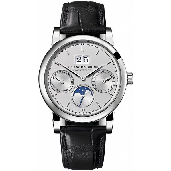 Saxonia 39mm Annual Calendar