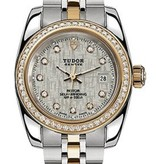 Tudor Classic Collection Dameshorloge Staal / Goud