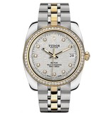 Tudor Tudor Date 38mm Horloge Staal / Goud