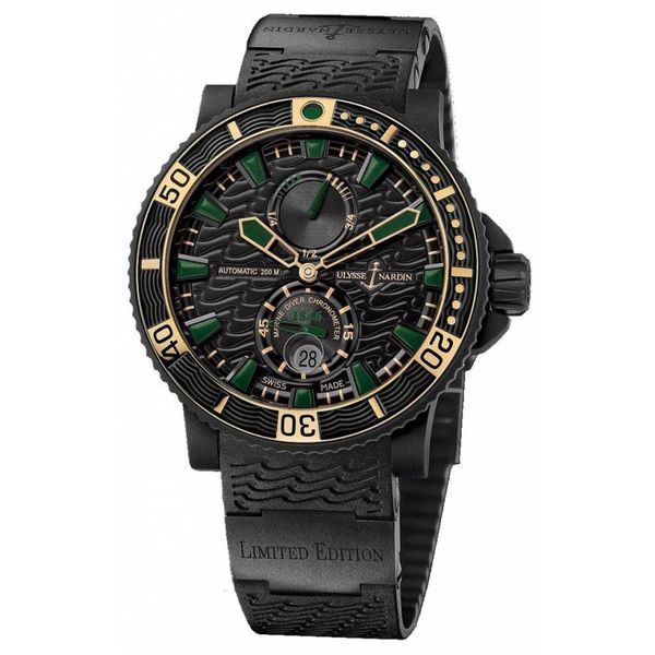 Maxi Marine Diver Black Sea Limited Edition