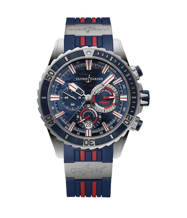 Ulysse Nardin Diver Chronograph Automatic Limited Edition (1503-151LE-3/93-HAMMER)