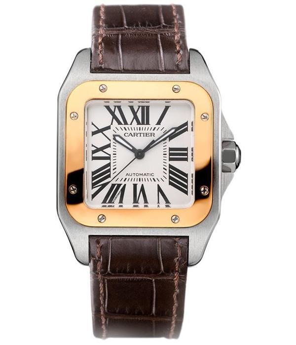 Cartier Santos 100 MM  (W20107X7)