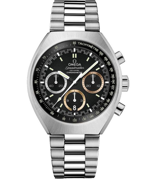 Omega Speedmaster Mark II Olympic Collection Rio 2016 46mm Horloge Staal / Zwart