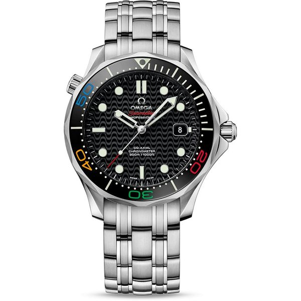 Seamaster Diver Olympic Collection RIO 2016 Limited Edition