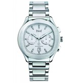 Piaget Polo Chronograph 42mm Horloge / Staal / Zilver