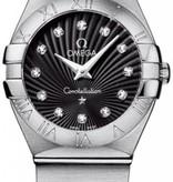 Omega Constellation Horloge Staal / Zwart