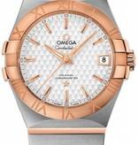 Omega Constellation Horloge Staal / Goud / Zilver