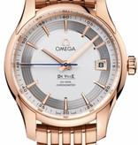 Omega Hour Vision Herenhorloge Roségoud / Zilver / Goud