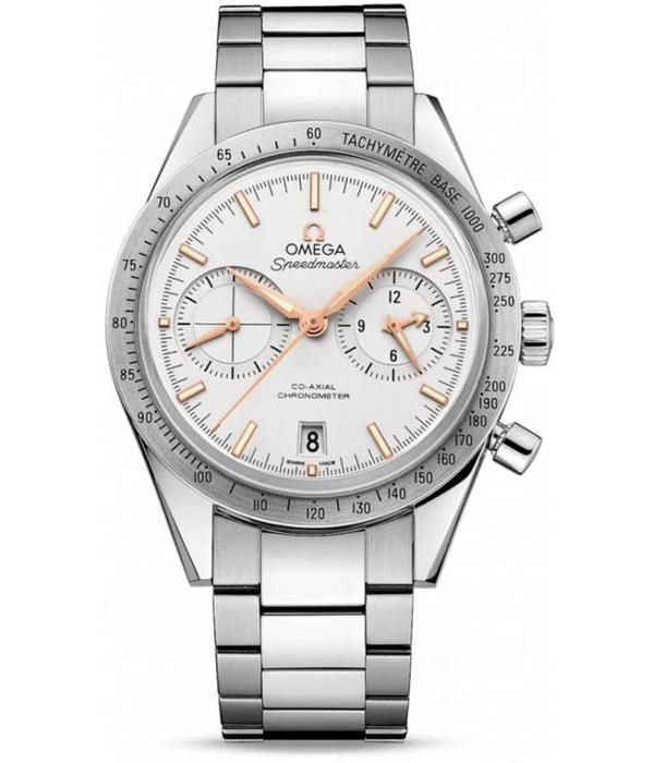 Omega Speedmaster '57 Horloge Staal / Zilver