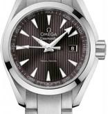 Omega Seamaster Aqua Terra 150m Horloge Staal / Grijs