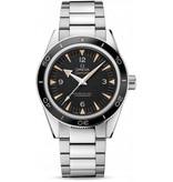 Omega Seamaster Planet Ocean Horloge Staal / Zwart